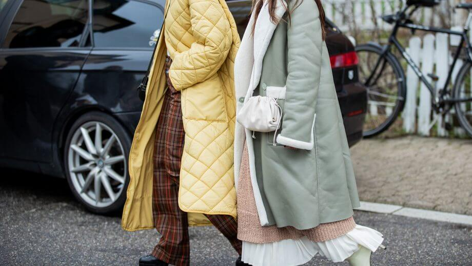 These duvet coats are the only way to deal with the snow